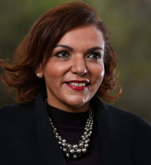 Labor member for Cowan, Anne Aly.
