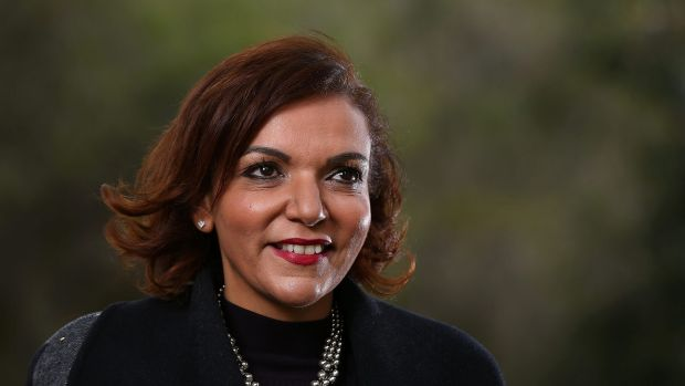 Anne Aly has hit back at fake Anzac Day claims.