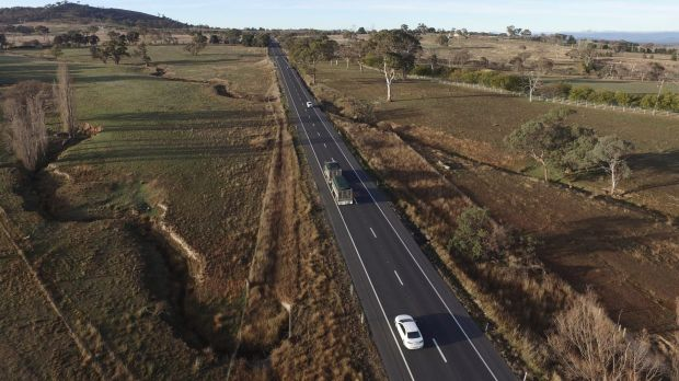 The Barton Highway upgrades have been discussed for decades.