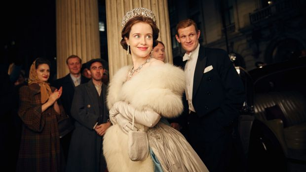 <i>The Crown</i> is the most expensive TV show ever made.