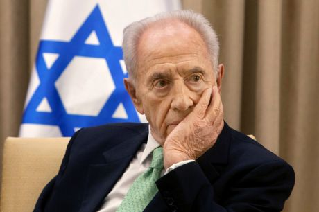Israel's former president Shimon Peres died on Wednesday in Israel.