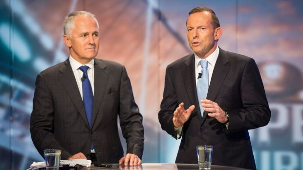 Many of those that clapped along as Malcolm Turnbull and Tony Abbott announced a scaled down NBN are now complaining ...