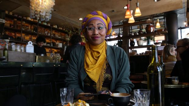 The ABC has said Yassmin Abdel-Magied's personal views do not represent those of the national broadcaster.