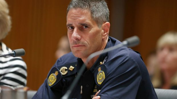 Australian Border Force Commissioner Roman Quaedvlieg is among those also in the running.