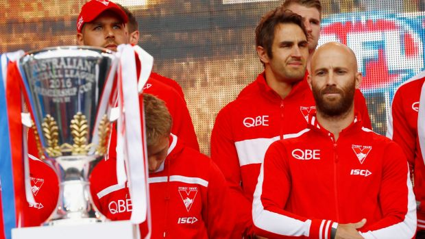 Jarrard McVeigh will reach another milestone with the Swans this week.