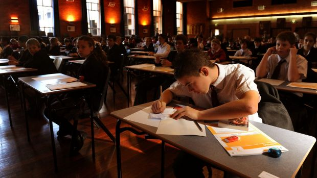 ACT Education Minister Yvette Berry is concerned about the way schools' literacy and numeracy test results are reported.
