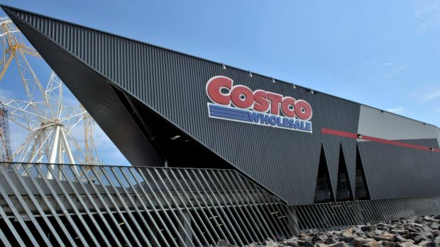 Costco has grabbed a 1 per cent share of the grocery business.
