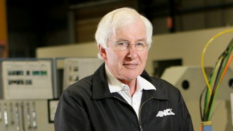 ANCA co-founder Pat Boland was quoted a 200 per cent price increase on energy.