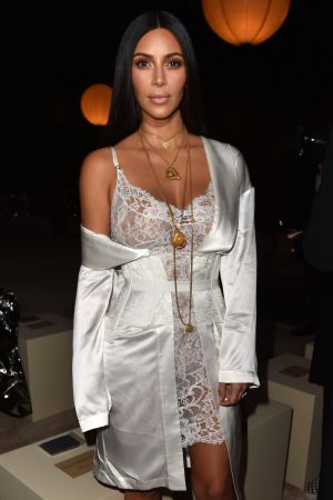 Kardashian West has been a strong endorser of products along with her sisters.