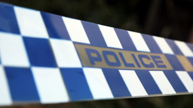 Police have blocked off part of Beechboro after a number of cars were damaged by gunshots.