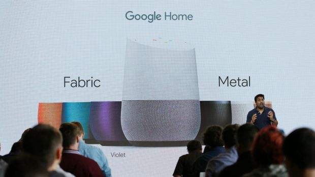 Rishi Chandra, Google group product manager, talks about Google Home. You know this was a product that was released ...