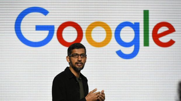 It is the third-straight year Sundar Pichai has received a nine-figure salary.