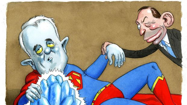 Tony Abbott believes he can lead the nation again.