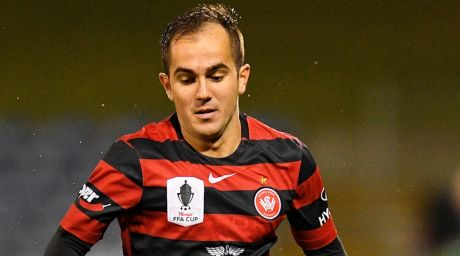 Canberra's Steven Lustica will get a crack at one of the world's biggest clubs, Arsenal.