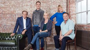 Cold Feet: ageing but not overcooked.