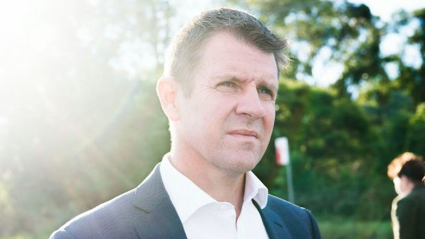 Premier Mike Baird announced a backdown over his greyhound racing ban on Tuesday.
