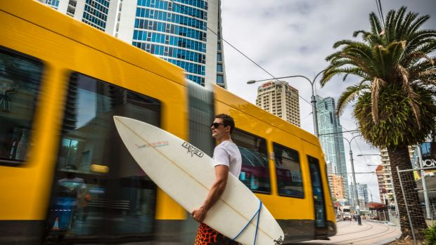 The Queensland Government has funded a light rail network using a green bond.