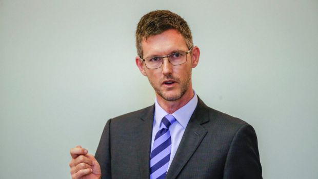 Energy Minister Mark Bailey's private email account is being scrutinised.