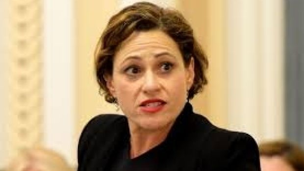 Deputy Premier and Infrastructure Minister, Jackie Trad.