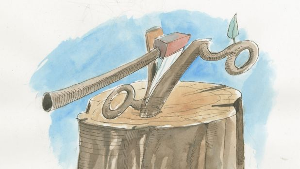 Interest rates could be cut further. Illustration: Rocco Fazzari