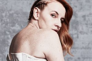 Kate Mulvany stars in Bell Shakespeare Company's Richard III.