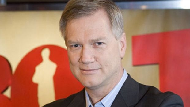 Media personality Andrew Bolt has been injured after an incident at home on Australia Day.