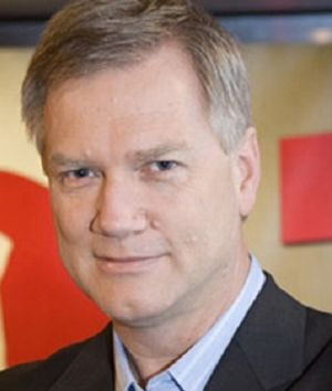 Andrew Bolt was given one of the 2017 Ernie Awards.