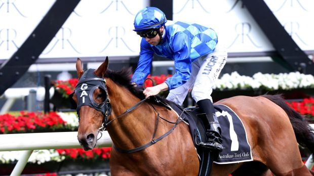 Adam Hyeronimus will aim to continue his winning record on Broadside in the Tattersalls Club Cup at Randwick on Monday.