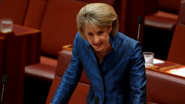 Employment Minister Michaelia Cash has been meeting crossbench senators to discuss the bill.