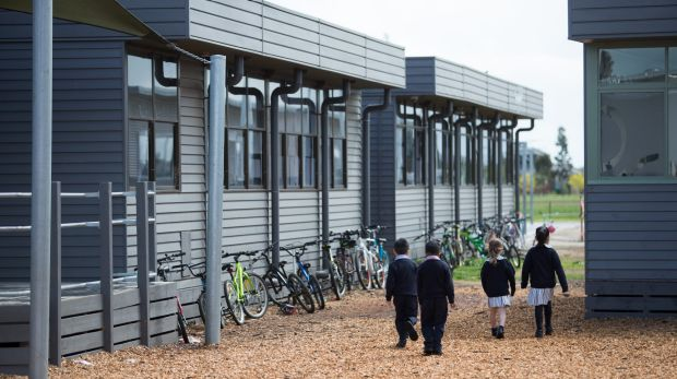 Modular Classroom Cerritos College ~ Record one million students to squeeze into victorian schools