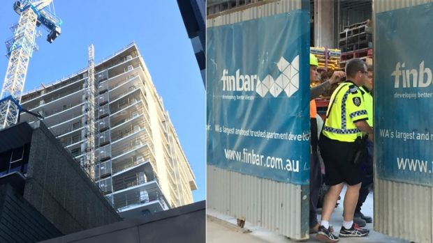 German woman dies after falling 13 storeys from perth city for 150 adelaide terrace perth