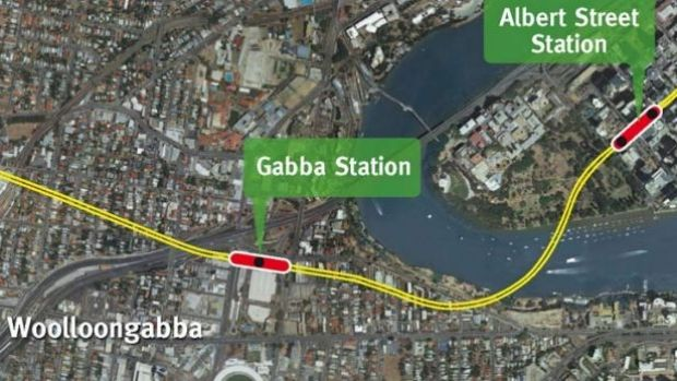 The Commonwealth failed to allocate money for a second rail river crossing for Brisbane in its May budget.