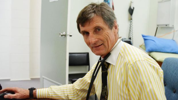 Moree GP Les Woollard says air services are crucial for isolated towns in regional NSW.