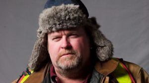 Ice Road Truckers: gets emotional.