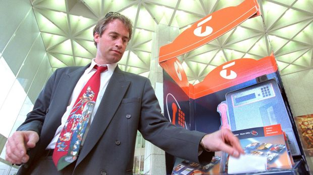 Telstra was one of the big public floats of the 1990s and 2000s.
