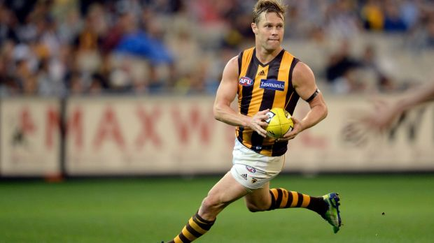 Hawk-turned-Eagle Sam Mitchell is desperate to face his former club at the MCG.