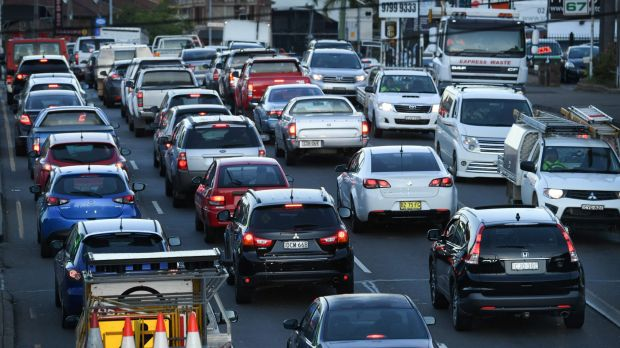 The pressures on Sydney's road and public transport networks are huge.