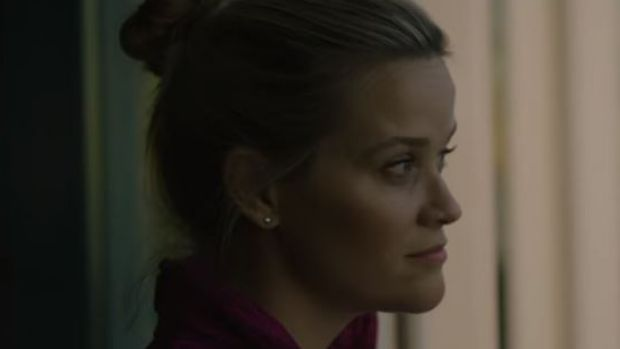 Reese Witherspoon in the first trailer for <i>Big Little Lies.</i>