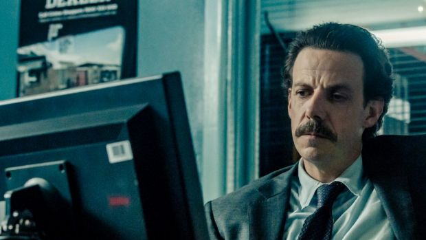 Noah Taylor in the SBS series <i>Deep Water</i>.