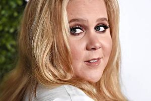 You lookin' at me? Comic Amy Schumer tours Australia in December.