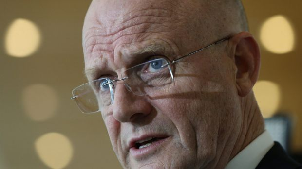 "Senator David Leyonhjelm last week labelled the judiciary as ""dear little daffodils""."