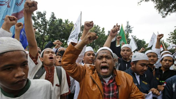 Ahok's remarks about opposition to his candidacy citing the Koran have triggered furious protests among some sections of ...