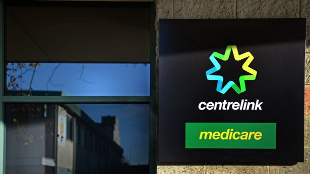 Public servants at Centrelink, Medicare and Child Support plan rolling strikes from March 17 over an ongoing industrial ...