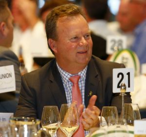 Confident: ARU chief executive Bill Pulver says Australia can't sustain more than four Super Rugby teams.