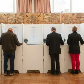 Did Canberrans really fail to vote in high numbers at the last election?