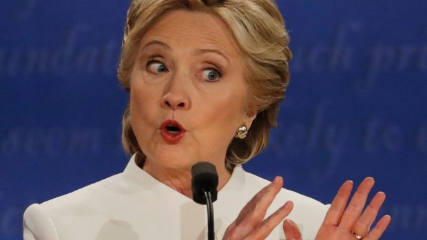 Democratic presidential nominee Hillary Clinton labelled Donald Trump as a 'puppet' of Russian President Vladimir Putin.