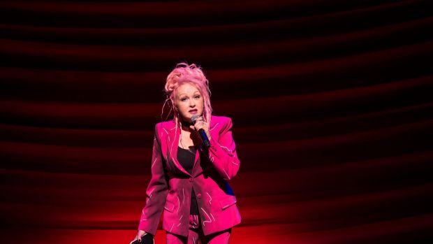 Kinky boots is the best show in australia at the moment for Kinky boots cyndi lauper