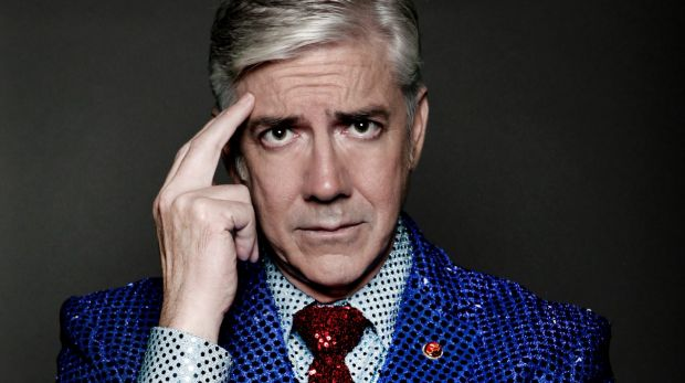The host with the most: Shaun Micallef looks set to return as host.