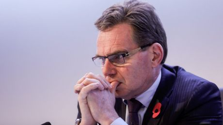 BHP chief executive Andrew Mackenzie has been doing a good job improving efficiency, reducing debt and trimming costs ...