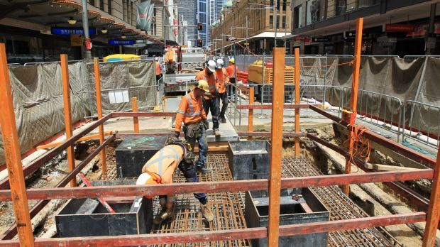 The Auditor-General has been highly critical of the light rail project.